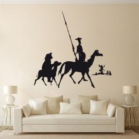 Vinilo Don Quijote