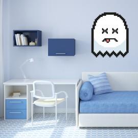 Vinilo Pacman Fantasma