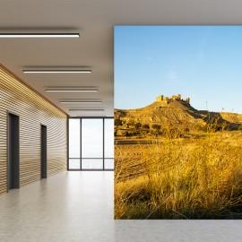 Fotomural Huesca Castillo de Montearagón