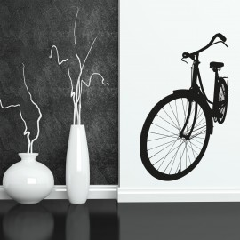 Vinilo Pared Bicicleta