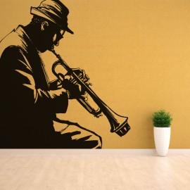 Vinilo Trompetista