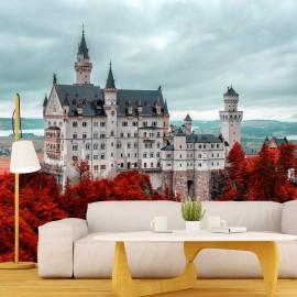 Fotomural Castillo de Neuschwanstein