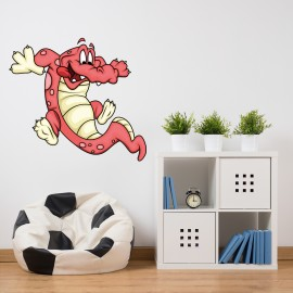 Vinilo Dragón Infantil