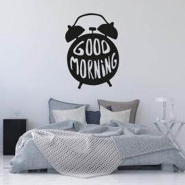 Vinilo Good Morning Buenos Días