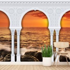 Vinilo Arcos Árabes