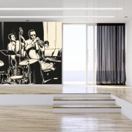 Vinilo Decorativo Miles Davis